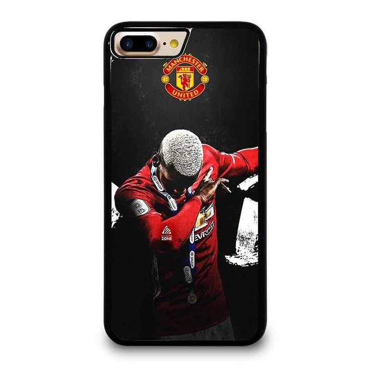 MANCHESTER UNITED PAUL POGBA DAB iPhone 4/4S 5/5S 5C 6/6S 6/6S 7/7S Plus SE Case Cover