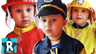 ОЧЕНЬ Много игрушек для ванны Барбоскины Пеппа и Щенячий патруль Сюрпризы и детские игрушки - YouTube