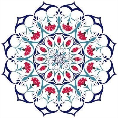 Osmanl Nak Desenleri Google Ara Ini Pinterest Search Tile And Turkish Pattern