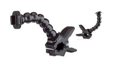 Pince + bras flexible pour GoPro - 1