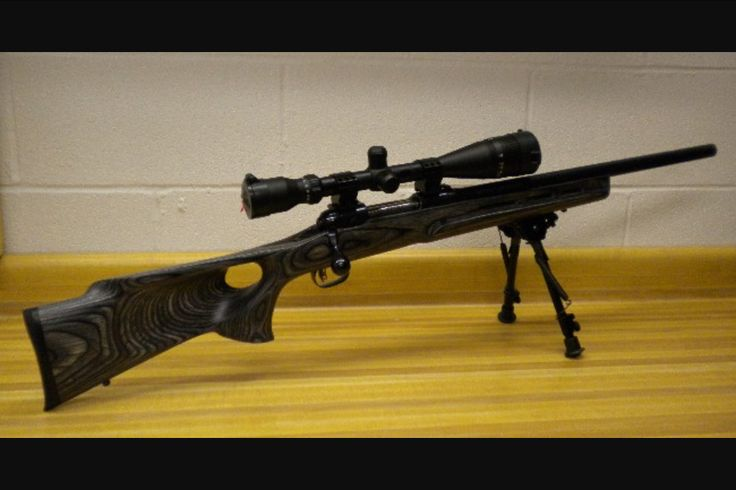 Savage Axis 22-250 with Boyd's Gunstock Industries Thumb ...
