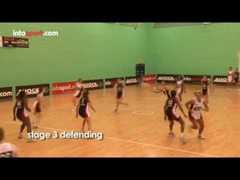 Netball Game: Essential Defending Skills