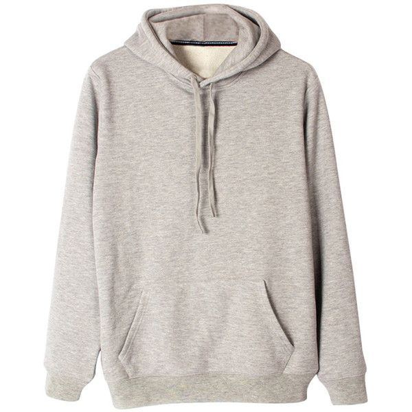 Best 25  Plain hoodies ideas on Pinterest | Fleece lined hoodie ...