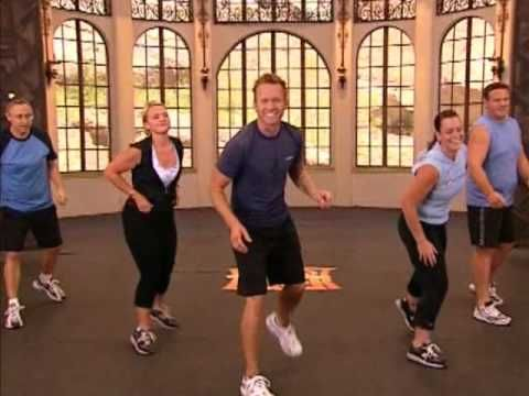 Biggest Loser Workout 1 1 Warm Up + Low Intensity - YouTube  25 mins