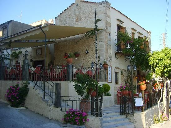 Castelvecchio Restaurant; Rethymnon, Crete Cuisines: Greek, Grill; Delicious food in a tiny family restaurant.try olives, olive bread, made from own olives.really recommend this place to everyone