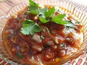 луковый соус