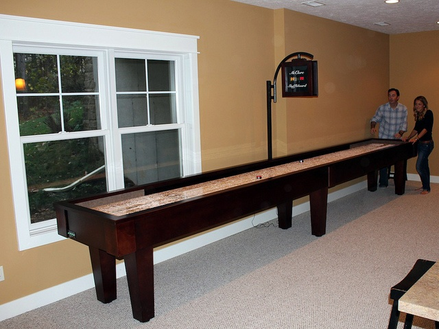 How Much Room Do You Need For A Shuffleboard Table