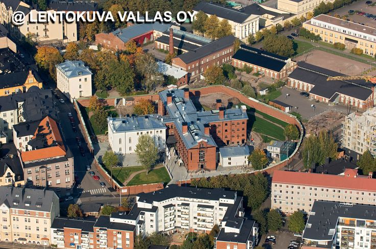 Helsinki, Hotel Katajanokka Ilmakuva: Lentokuva Vallas Oy
