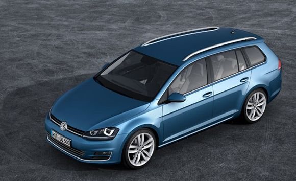 Volkswagen Golf Sportwagen 2015