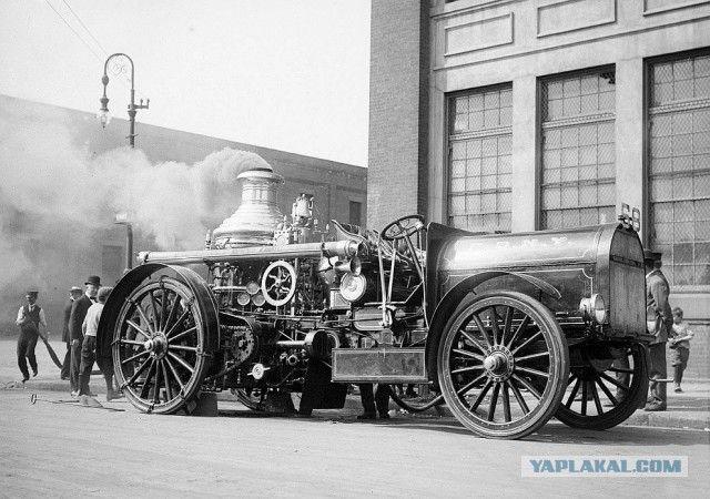 Старый Нью-Йорк - ЯПлакалъ (с изображениями)   Пожарная ...