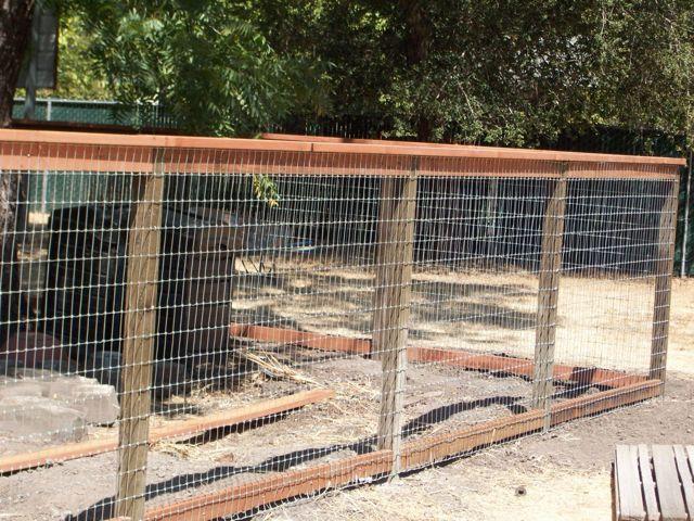 great dog fencing fence ideas pinterest. Black Bedroom Furniture Sets. Home Design Ideas