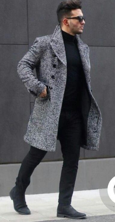 Winter Outfit Formulas For Men