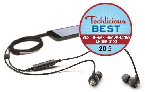 The Best In-Ear Headphones Under $100...Shure SE112m+ earbuds & more