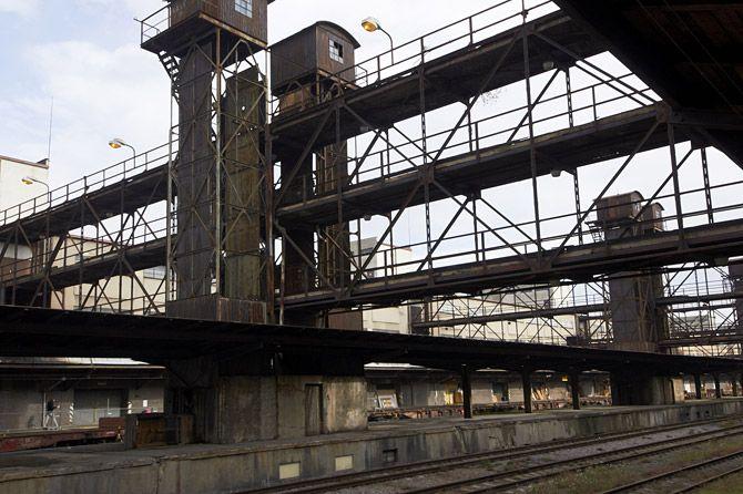 Nákladové nádraží Žižkov - Superstudio Designblok 2013