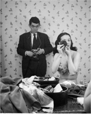 -Kubrick- (antes de ser cineasta)