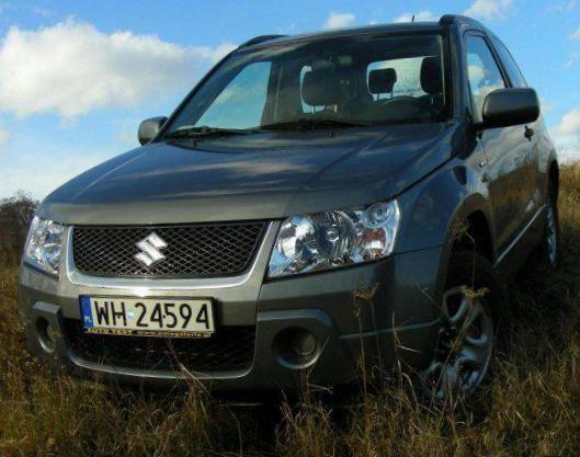 Suzuki Grand Vitara 3 doors new - http://autotras.com