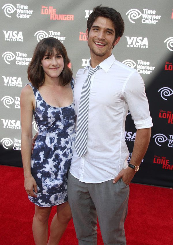'Teen Wolf' Star Tyler Posey Is Engaged —Report