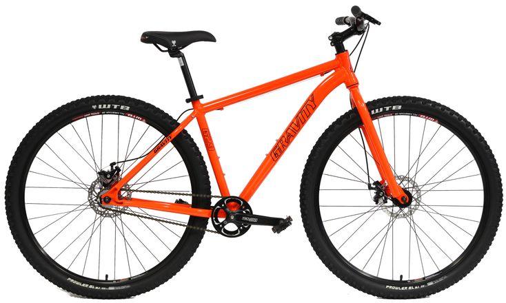 Mountain Bikes - MTB - Gravity 29er Mountain Bikes