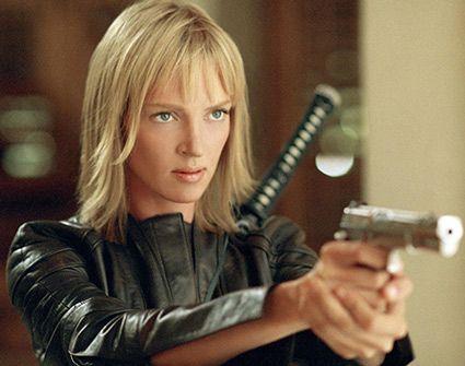 Kill Bill - Uma Thurman - The Bride - Beatrix Kiddo