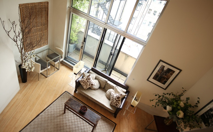 Mezzanine Loft Suite at No.5 Maddox Street London