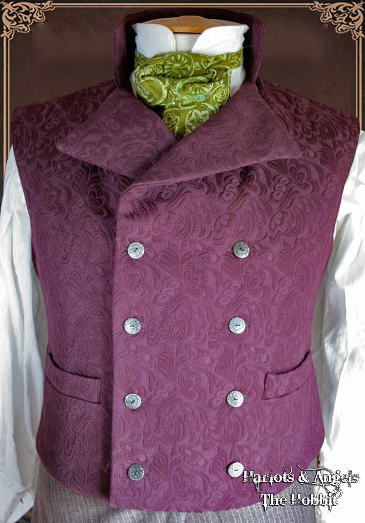 """The """"Hobbit"""" waistcoat vest"""