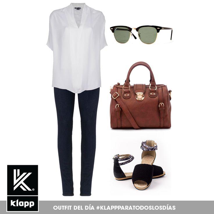 Las prendas claras siempre serán la mejor opción para estar fresco en clima cálido! #AmomisKlapp #outfitdeldía #meencantalamoda #mystyle #fashionpost #bestoftheday