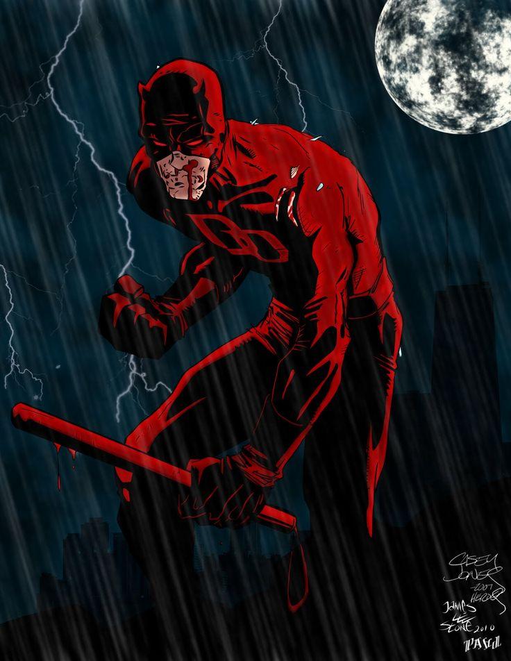 9 Daredevil Fan Art Fans And Marvel Comics