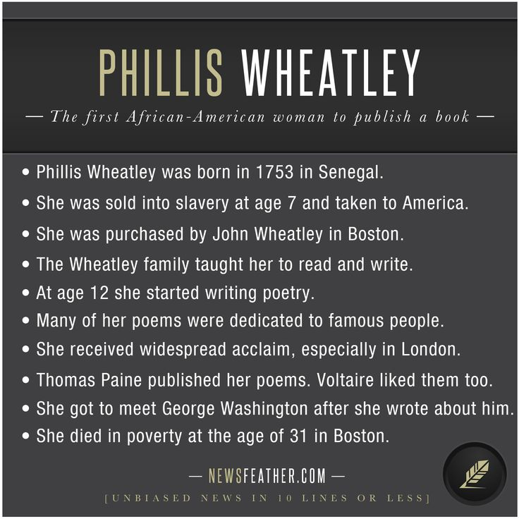 phillis wheatley thesis sentence Phillis wheatley thesis sentence relations for the american cancer society, and is a founding member of the cisco collaboration consortium, books names in essays.