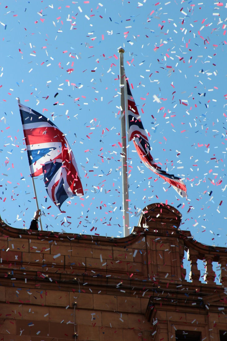 #Harrods #DiamondJubilee #Jubilee #Balloons #Flags: Balloon Flags, Jubilee Balloon, Jubil Balloon