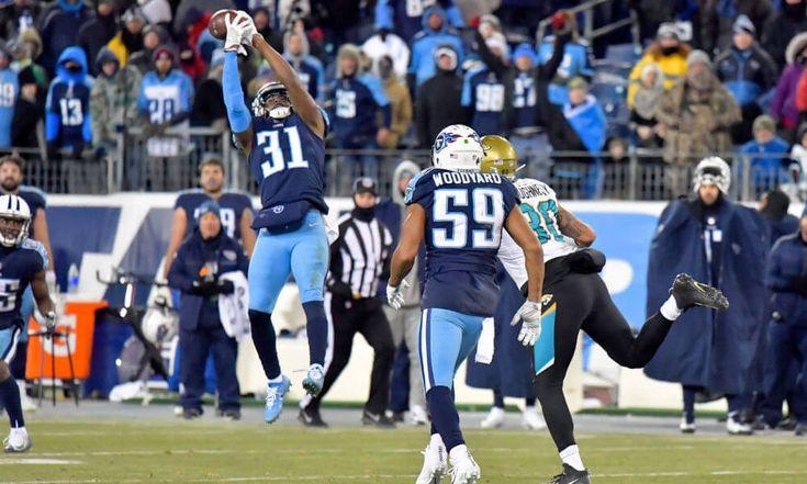 NFL Playoffs: Titans beat Jaguars to earn AFC Wildcard Spot