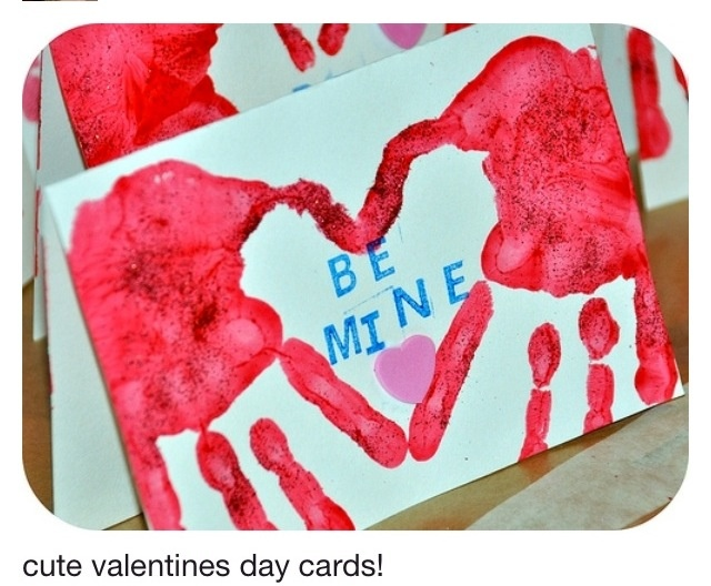 46++ Valentine crafts for one year olds info