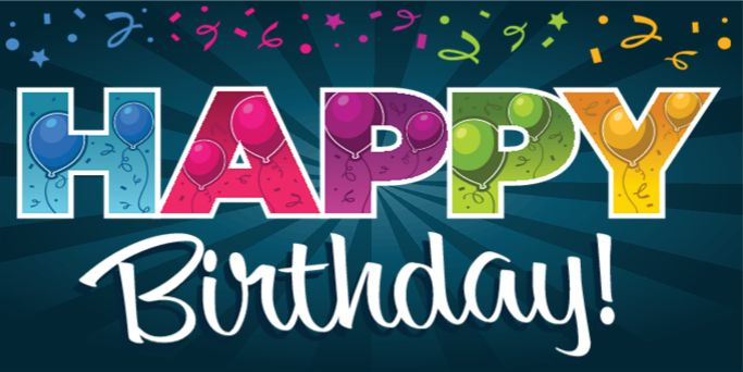 Happy Birthday Banner Template from Banners.com - Customize in our Online Designer