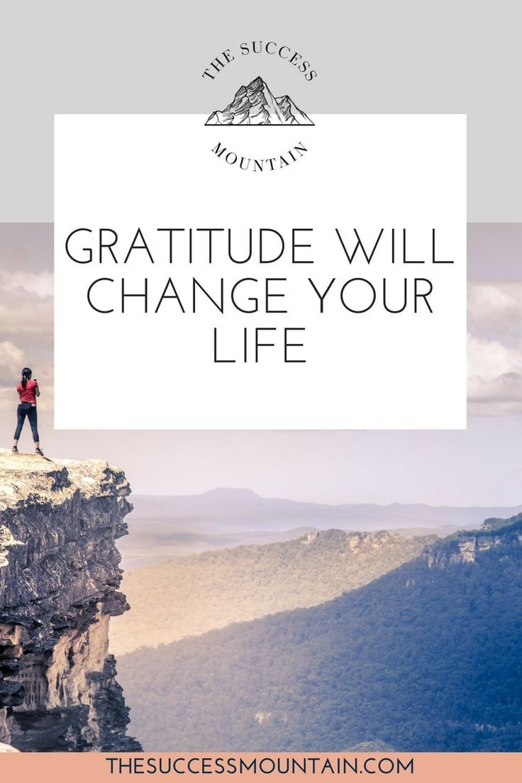 Gratitude Will Change Your Life | Clutter-Free Home | Self