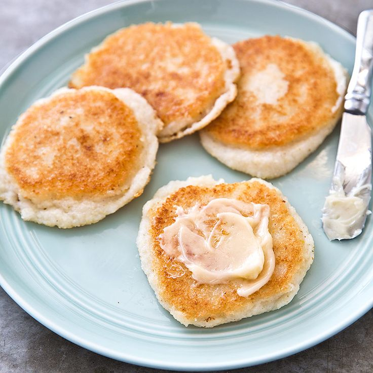 Rhode Island Johnnycakes Cook S Country Food Johnny
