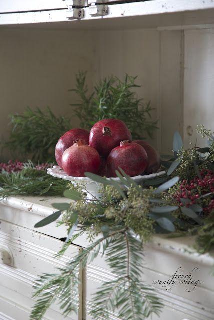 FRENCH COUNTRY COTTAGE: French Country Cottage Christmas Home Tour