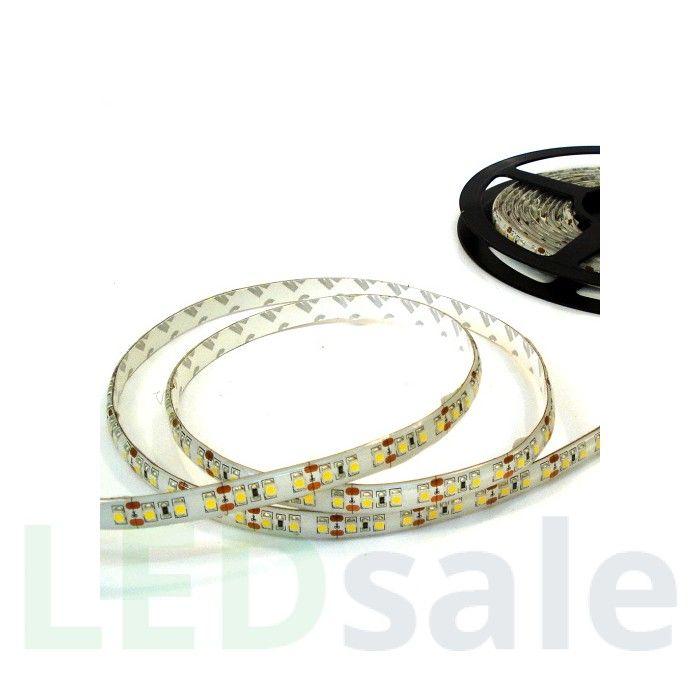 LED Nauha 5 metriä - 7.5w/m, 30 led/m - Lämmin valkoinen