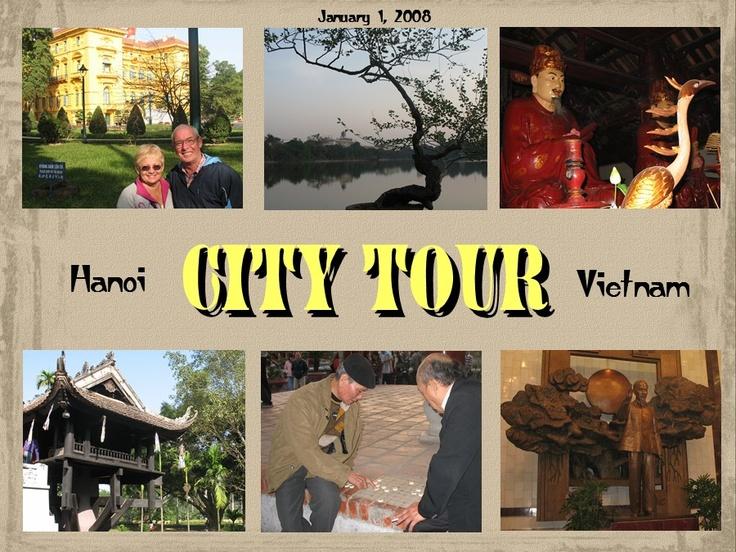 City Tour Hanoi - Scrapbook.com