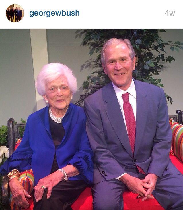 George's Mom