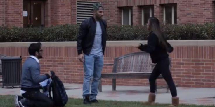 Este Experimento Social Demuestra Que Cualquiera Puede Ayudar Para Poner Fin Al Bullying