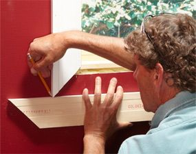 How to Install Window Trim | The Family Handyman