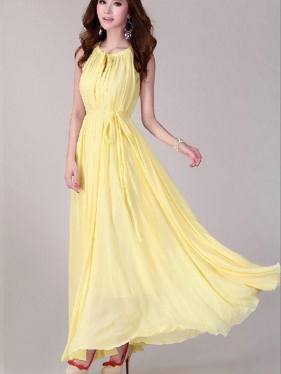 25  best ideas about Yellow wedding dresses on Pinterest   Grey ...