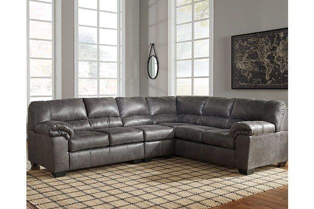 Best Bladen 3 Piece Sectional Furniture Sectional Sofa 400 x 300