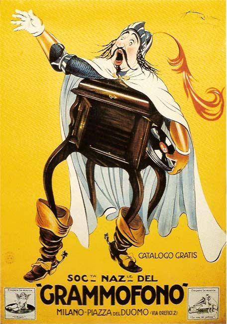 Aldo Mazza Liberty Posters