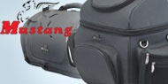 Mustang motorcycle luggage