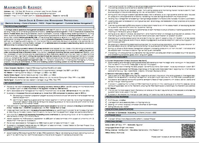 Cv Writing Sample Templates Dubai Forever Com Sample Resume Format Resume Writing Examples Resume Format For Freshers
