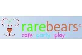 Rare Bears Playcentre  10 Bridge Street, Eltham    www.rarebears.com.au/elthamdetails.html