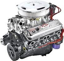 GM Performance Parts asked their engineers to put together a package the way they think the engine should to be put together. GM Performance Parts then took