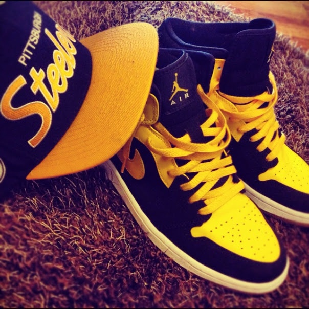 Air Jordan 1 Retro New Love, Pittsburgh Steelers Mitchell & Ness snapback # sneakers #