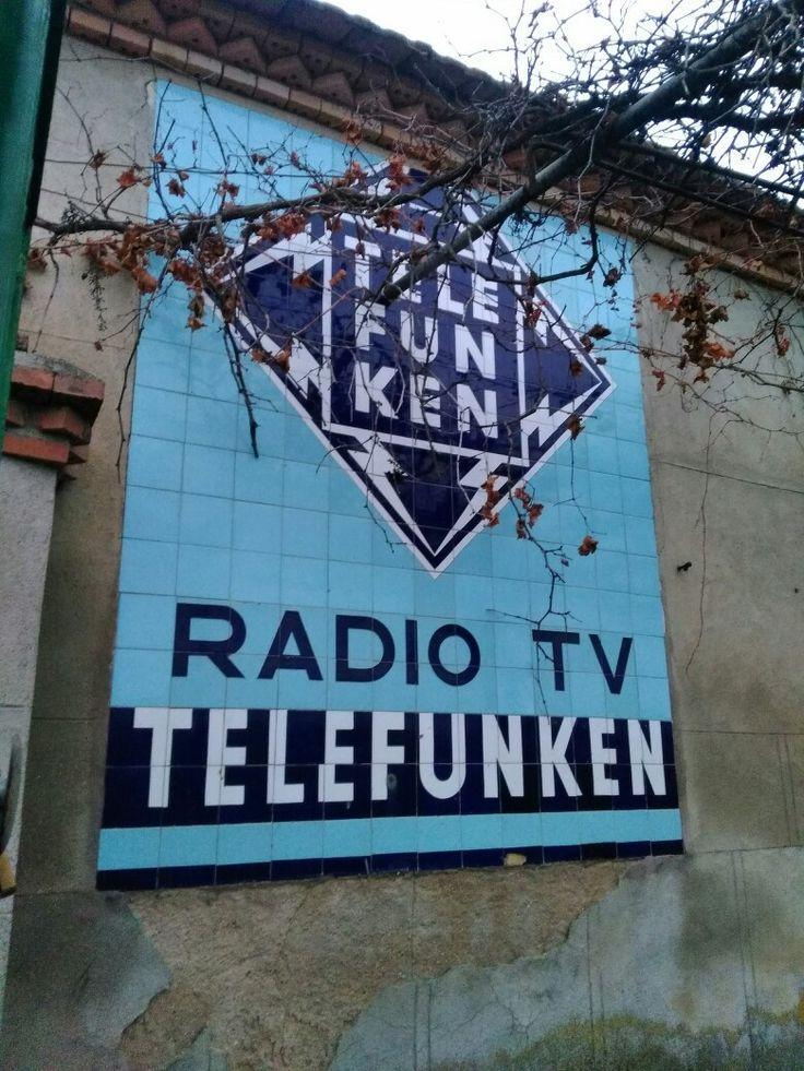 Radio tv Telefunken