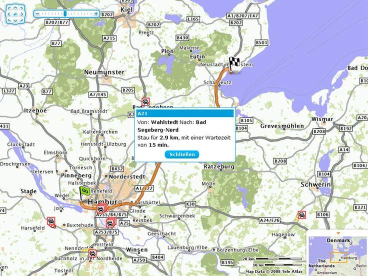 TomTom: Online-Routenplaner mit aktuellen Verkehrsmeldungen Reisen am PC planen und Strecke ausdrucken